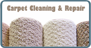 Expert carpet cleaning and repair.